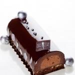 bûche glacée -tout-chocolat