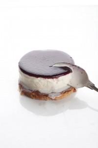 CheeseCake Glacé dans Gamme desserts glacés de Glazed