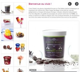 GLazed – Madame Figaro Online – Juillet 2012