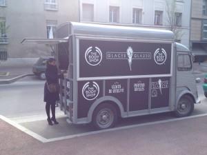 food-truck Body shop