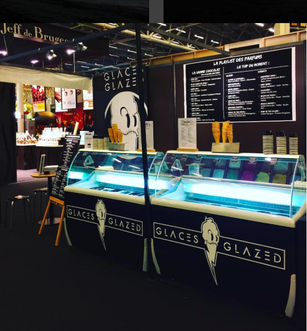 Stand Glazed - Salon du chocolat apture-decran-2016-11-29-a-18-05-39