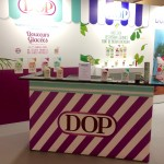 salon : stand glaces DOP
