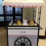 Chariot à Glaces Dior