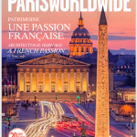 Couverture Magazine Paris Worldwide Aout 2019