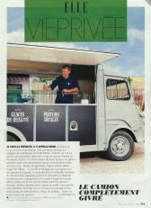 Glazed – ELLE Magazine – Août 2012