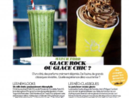 Glazed dans Elle – Juillet 2014
