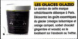 Glazed dans le Figaro Madame Online – Septembre 2012