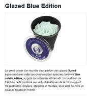 Glazed Blue Edition chez Colette