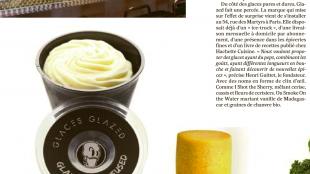 Glazed – Les Echos Septembre 2014