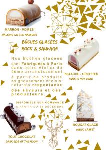 buches glacées Glazed 2019