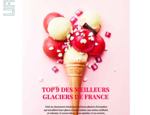 TOP 9 des Meilleurs Glaciers de France