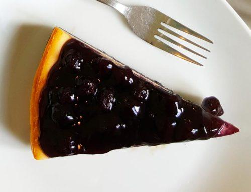 Frozen Cheesecake «myrtille»