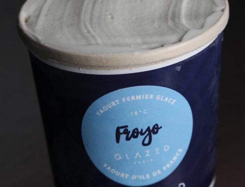 Glace au yaourt : Froyo