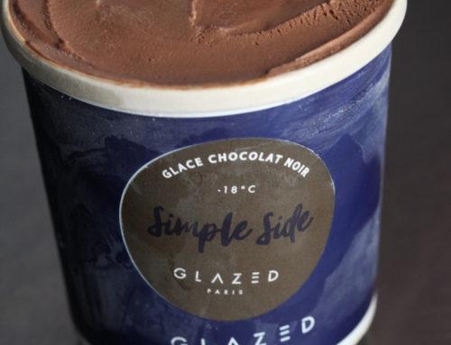 Glace au chocolat : Simple Side